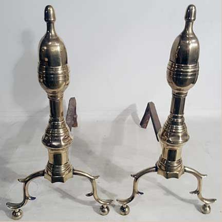 "Date: circa 1800 Item Number: And108 Dimensions: 23""H X 22 1/2""D"