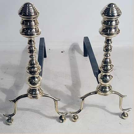"Date: circa 1830 Item Number: And110 Dimensions: 15""H X 19""D"