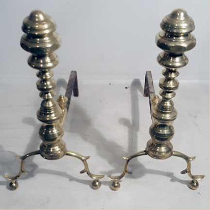 "Date: circa 1830 Item Number: And115 Dimensions: 21""H X 20 1/2""D"