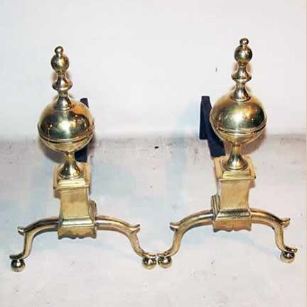 "Date: Circa 1800 Item Number: AND80 Dimensions: 17""H X 17""D"