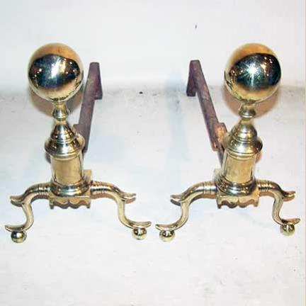 "Date: Circa 1800 Item Number: AND81 Dimensions: 15½""H X 21""D"