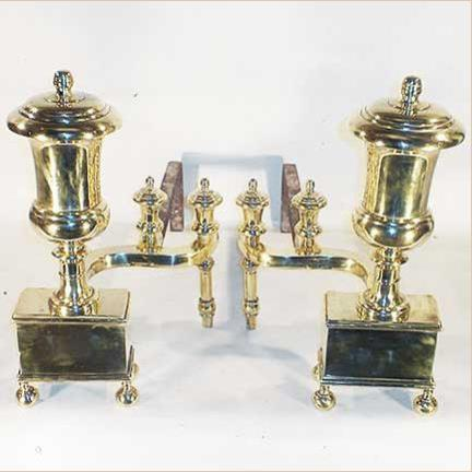 "Date: Circa 1830 Item Number: AND96 Dimensions: 19 1/2""H X 23""D"