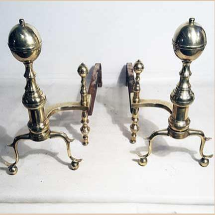 "Date: circa 1800 Item Number: And97 Dimensions: 181/2""H X 21""D"